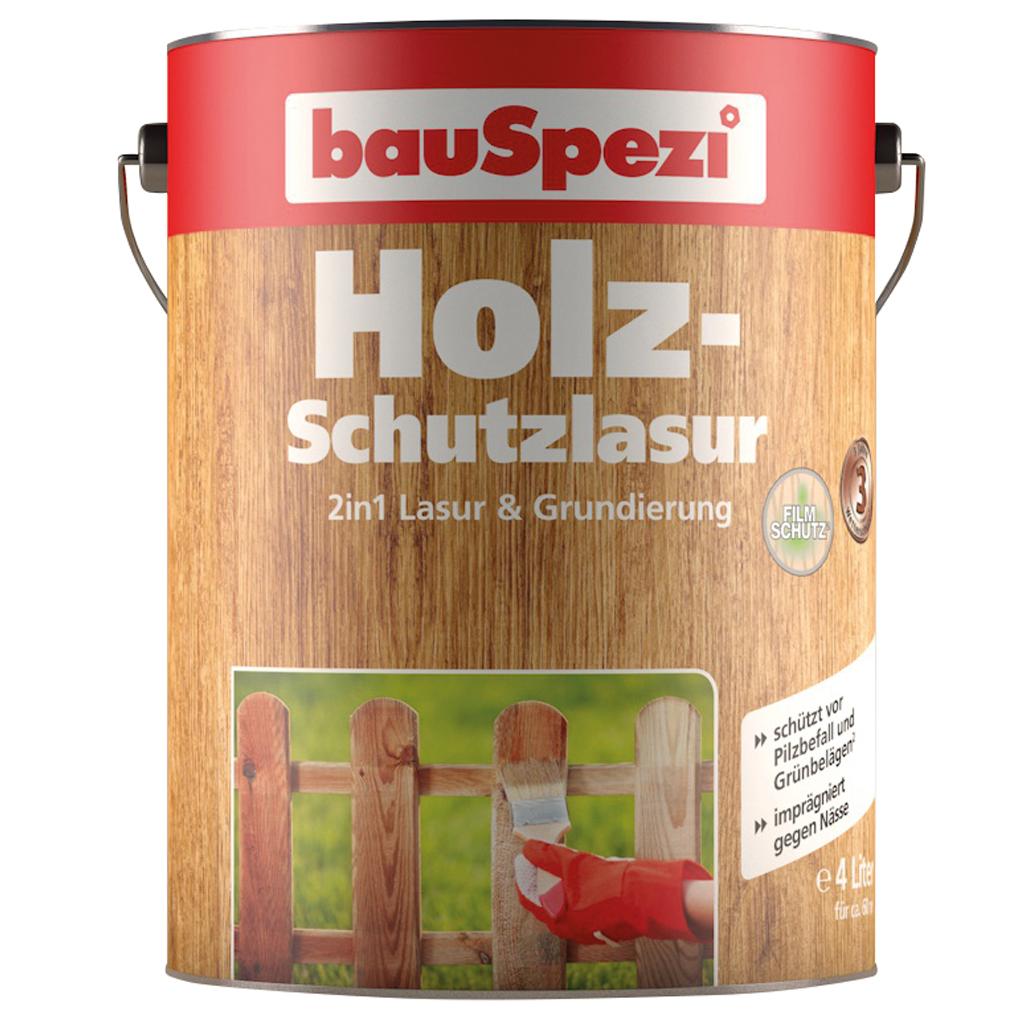 bauSpezi Holzschutzlasur