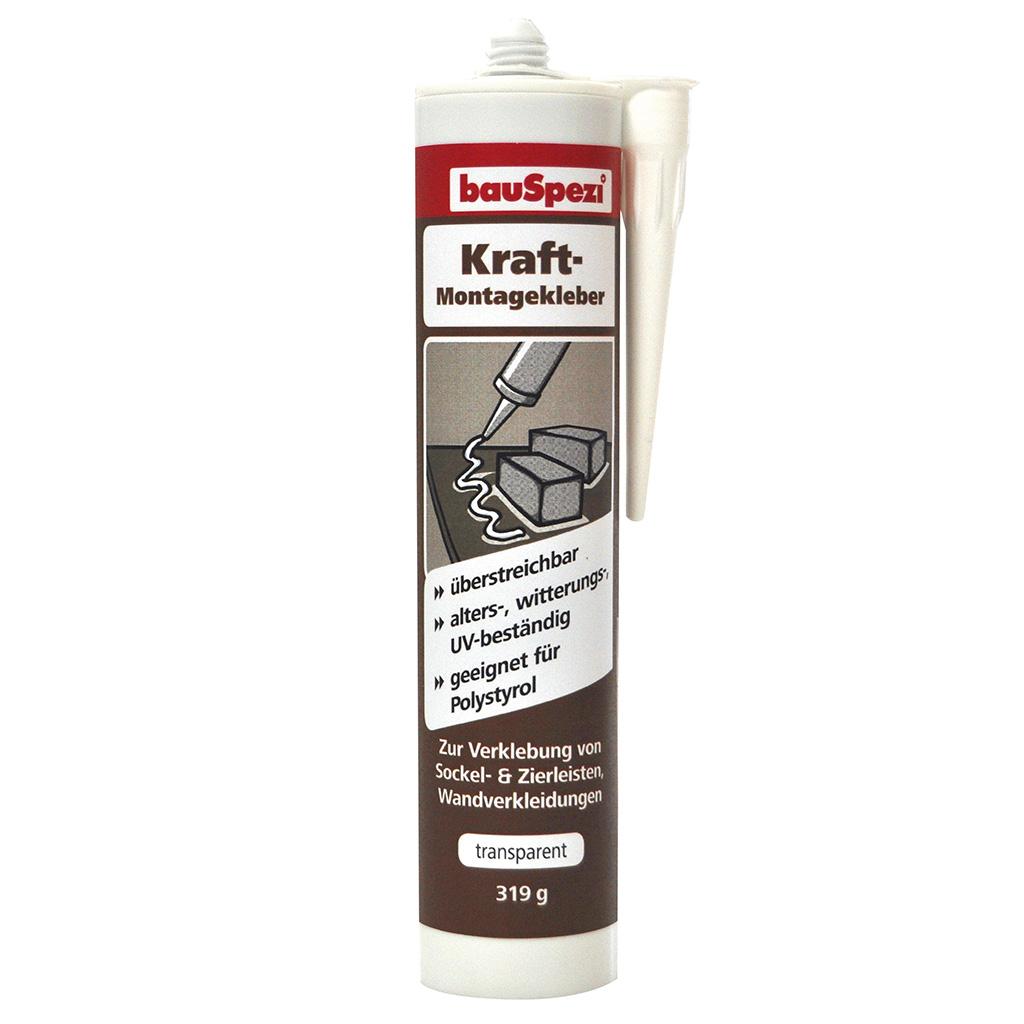 bauSpezi Kraft-Montagekleber