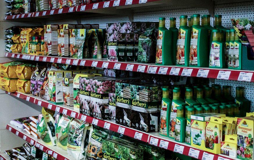 bauSpezi Werneck - Pflanzenschutz