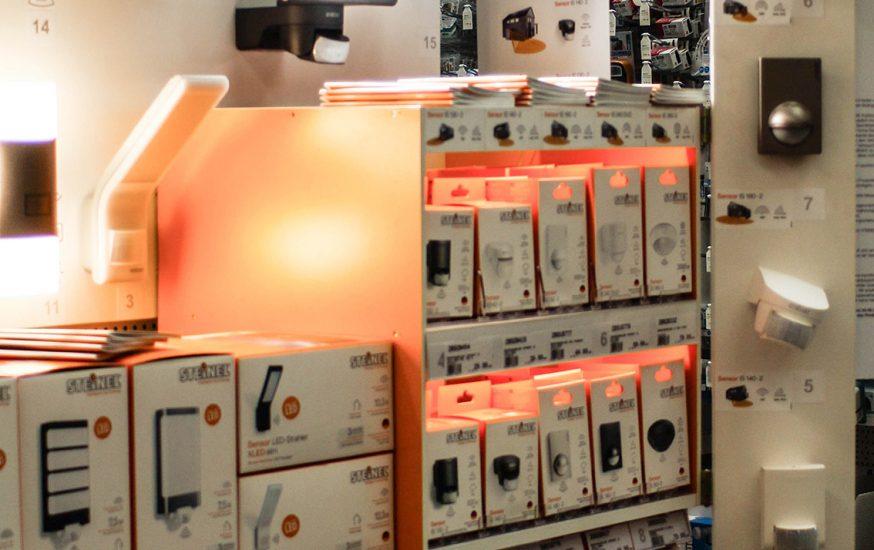 bauSpezi Werneck - Elektro & Lampen